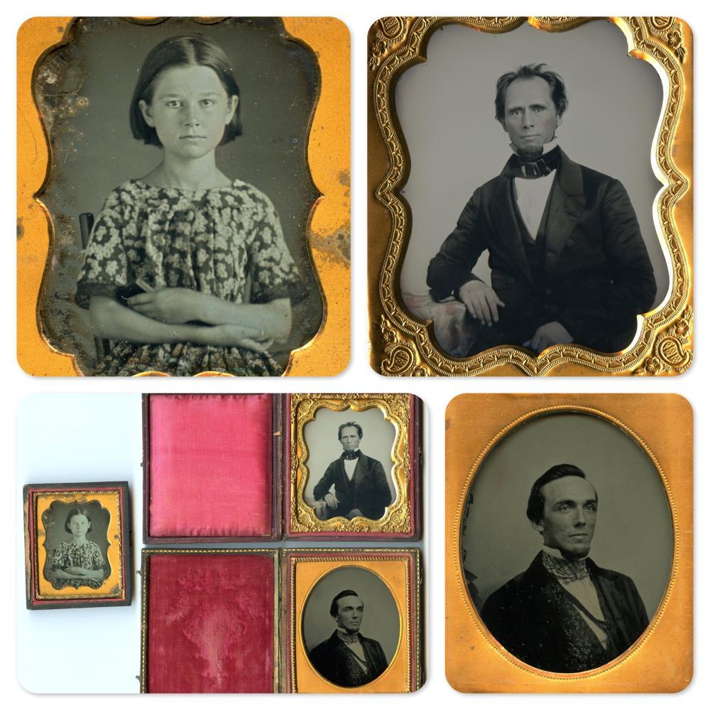 Three Superlative Portraits