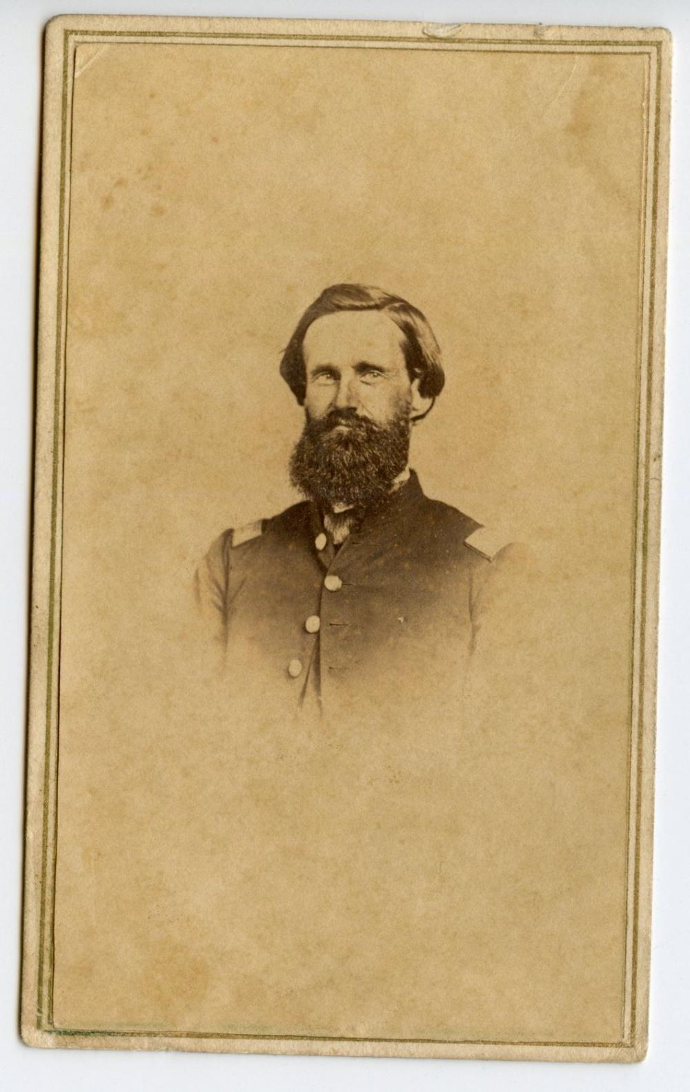60th Illinois Identified Civil War CDV
