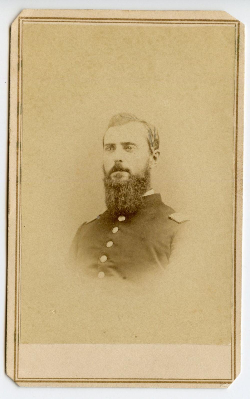 80th Illinois Identified Civil War CDV