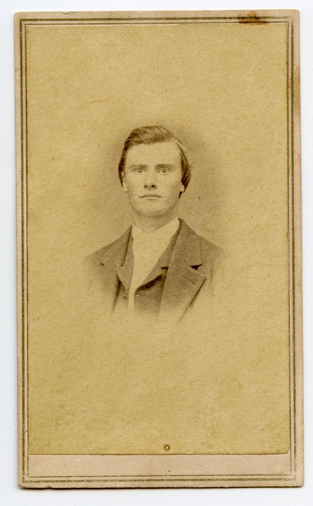 Civil War Identified CDV 81st Illinois