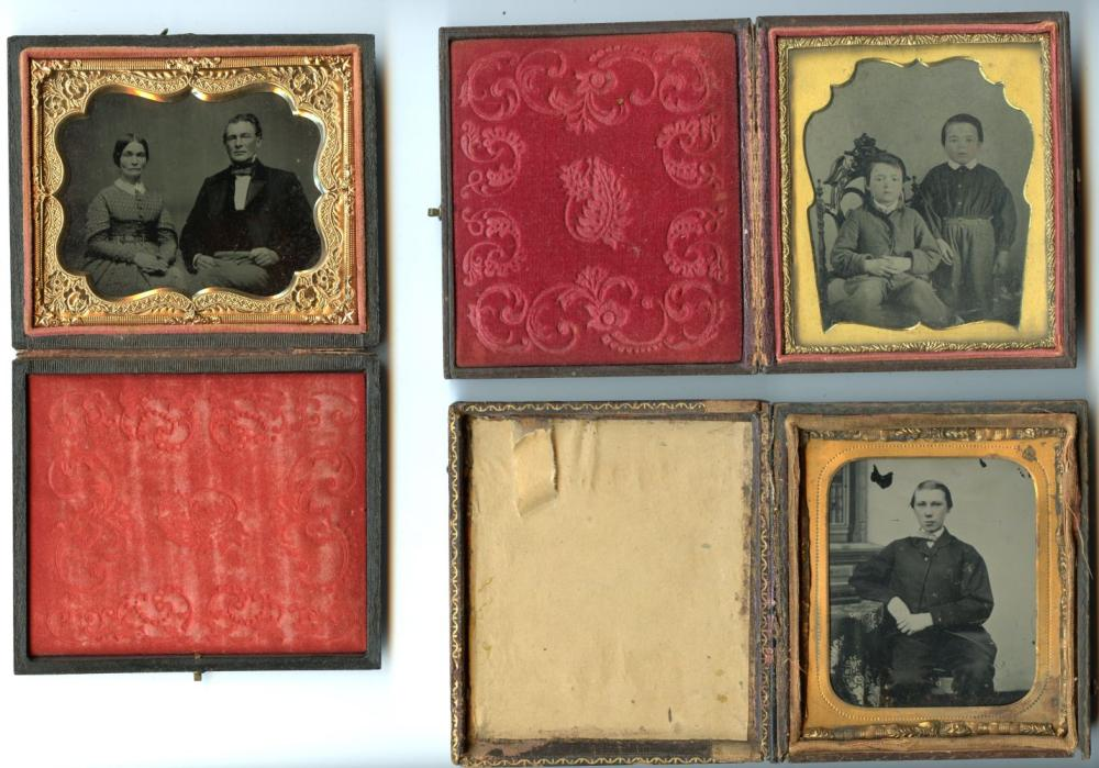 Three More Sixth Plate Portraits