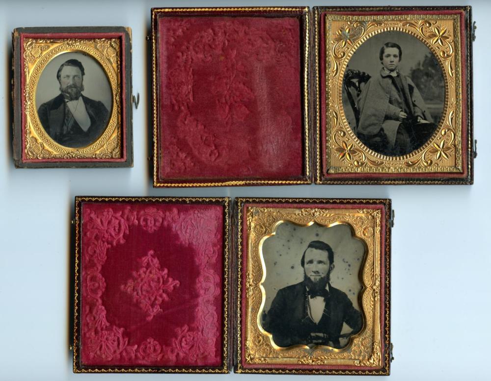 Three Stellar Portraits
