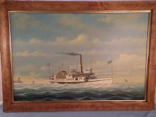 COLACICCO PAINTING SHIPS