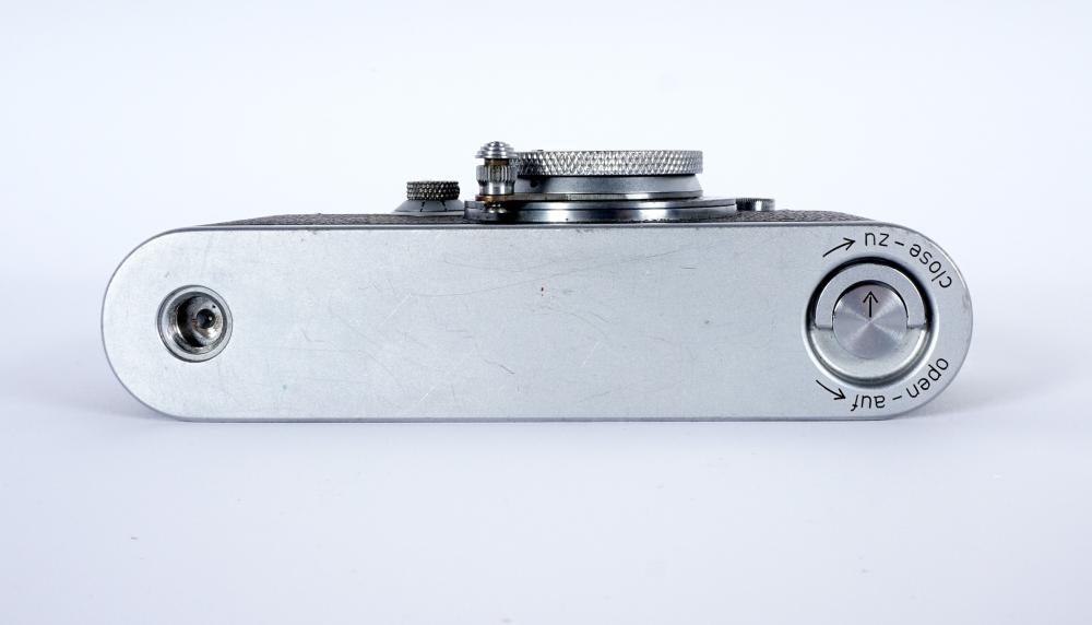 1939/4 Leica III Camera With Lens