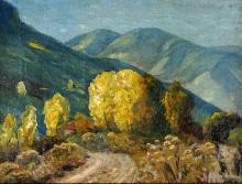 Orin Sheldon Parsons Landscape Painting