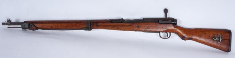Relic Japanese Arisaka Type 99 WWII Rifle