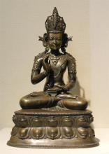 Chinese&Tibetan scrulpture art