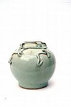 A pocelain chinese Vase