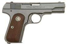 Colt Model 1908 Pocket Hammerless Semi Auto Pistol