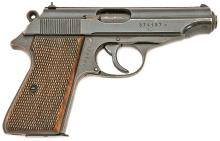 Walther PP Police-Marked Semi-Auto Pistol