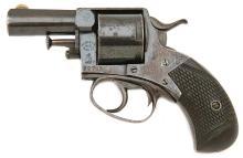 P. Webley & Son No. 2 British Bull Dog Double Action Revolver