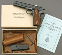 Colt Model 1911 Government Model Semi-Auto Pistol