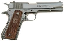 Colt Government Model Semi-Auto Pistol