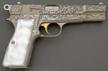 Browning Hi-Power Renaissance Semi-Auto Pistol