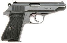 Walther PP Waffenamt Marked Semi Auto Pistol