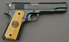 Colt 1911 2nd Battle of the Marne Commemorative Semi Auto Pistol