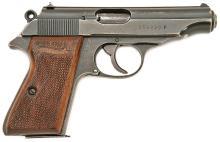 Walther PP Waffenamt-Marked Semi-Auto Pistol