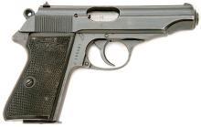 Walther PP Semi-Auto Pistol