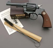 Colt Police Positive Special Double Action Revolver