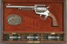 Freedom Arms Signature Model Single Action Revolver
