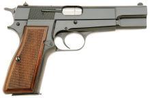 Browning High Power Semi Auto Pistol