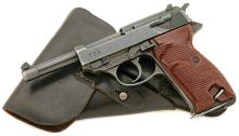 German P.38 Semi-Auto Pistol by Spreewerk From Admiral Tully Shelley Collection