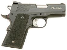 Smith & Wesson SW1911 Pro Series Subcompact Semi-Auto Pistol