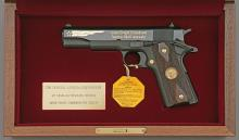 Colt Model 1911 Dwight D. Eisenhower Commemorative Semi-Auto Pistol