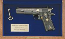 Colt Model 1911 Navy Commemorative Semi-Auto Pistol