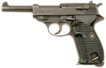 French Model P.38 Semi-Auto Pistol by Mauser