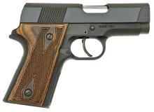 Colt New Agent Double Action Only Semi-Auto Pistol