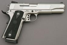 Smith & Wesson Model SW1911 Semi-Auto Pistol