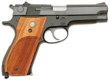 Smith & Wesson Model 39-2 Semi-Auto Pistol
