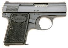 Browning Baby Model Semi-Auto Pistol