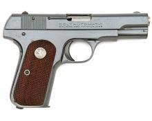 Colt Model 1908 Pocket Hammerless Semi-Auto Pistol