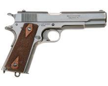 Colt Government Model Semi-Auto Pistol with Double-Struck Roll Mark