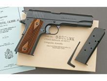 Colt Model 1911 Government Model Semi-Auto Pistol