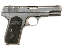 Belgian Contract Colt Model 1903 Pocket Hammerless Semi-Auto Pistol