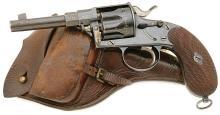 German Model 1883 Officer's Model Reichsrevolver by Suhl Consortium