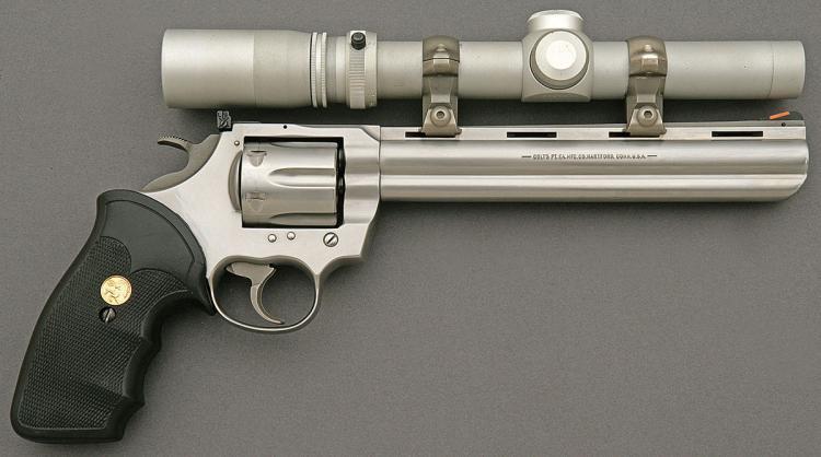 Colt Whitetailer II Double Action Revolver