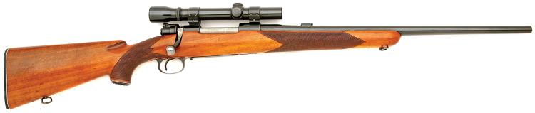 Sako High Power Bolt Action Rifle