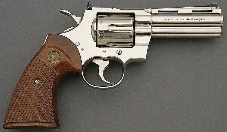 Colt Python Double Action Revolver