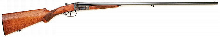 Masquelier Model 120 Boxlock Double Shotgun