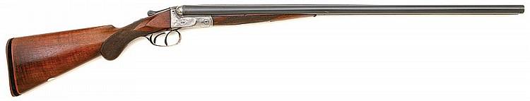 J. P. Sauer Prussian Boxlock Double Shotgun