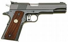 Colt Gold Cup National Match Semi-Auto Pistol