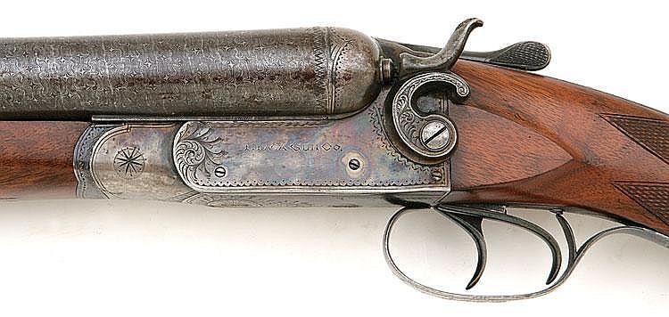 Ithaca crass model N I G  B grade double hammergun