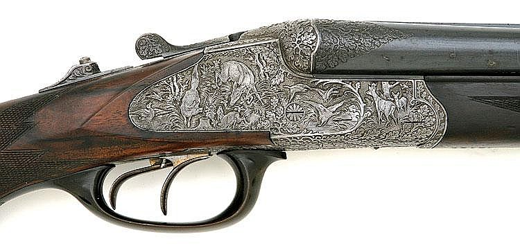 fabulous german vierling by h burgsmuller sohne of kreien