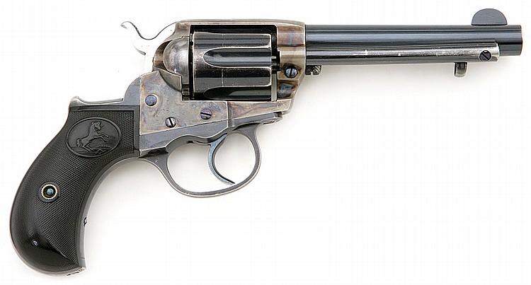 Colt Model 1877 Lightning Double Action Revolver