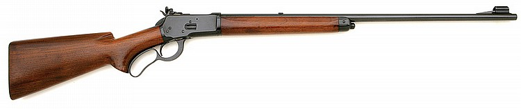 Winchester Model 65 Lever Action Rifle