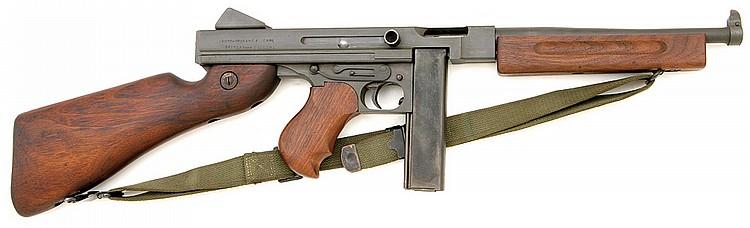 Replica Thompson M1A1 By Keystone Arsenal Replicas